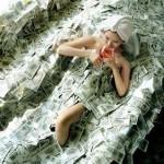 financial dominatrix greed