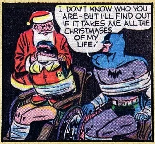It's a Batty Christmas